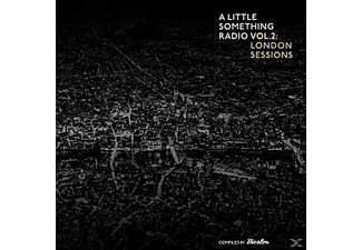 VARIOUS - A Little Something Radio Vol.2-London Sessions - (Vinyl)