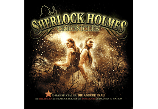 Sherlock Holmes Chronicles-Weihnachts Special 3 - 1 CD - Hörbuch