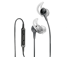 BOSE SoundTrue Ultra In-Ear-hörlurar för Apple-enheter - Svart