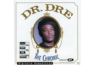 Dr. Dre - The Chronic - (CD)