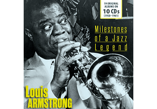 Louis Armstrong - 19 Original Albums - (CD)