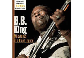 B.B. King - 10 Original Albums - (CD)
