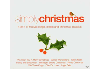 Various - Simply Christmas [CD]
