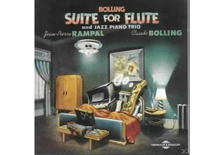 C. Bolling - Suite For Flute - (CD)