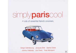 VARIOUS - Simply Paris Cool [CD]