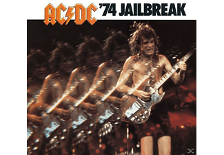 AC/DC - JAILBREAK 74 (DIGI/DIGITAL REMASTERED) - (CD)