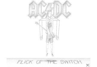 AC/DC - FLICK OF THE SWITCH (DIGI/DIGITAL REMASTERED) [CD]