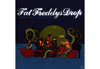 Fat Freddys Drop - Based On A True Story - (CD)