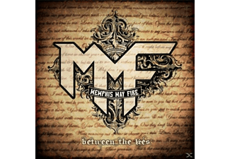 Memphis May Fire - Between The Lies (Ep) [Single] - (CD)