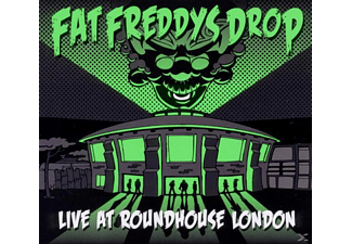 Fat Freddys Drop - Live At Roundhouse - (CD)
