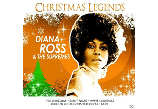 Diana Ross - Diana Ross & The Supremes-Christmas Legends - (CD)