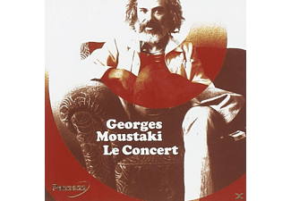 Georges Moustaki - Le Concert - (CD)