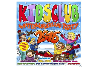 VARIOUS - Kids Club / Winterwunderland Party 2016 [CD]