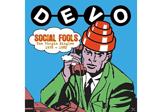 Devo - The Virgin Singles 1978-1982 [CD]