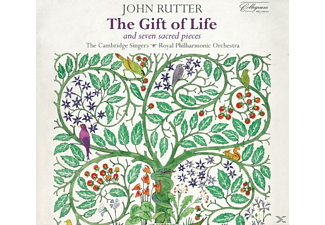Royal Philharmonic Orchestra, The Cambridge Singers - The Gift Of Life/+ - (CD)