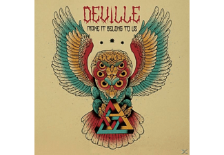 Deville - Make It Belong To Us - (Vinyl)