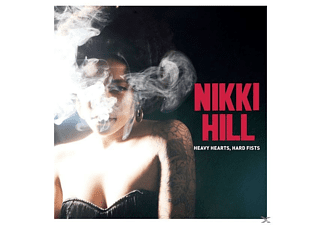 Nikki Hill - Heavy Hearts, Hard Fists - (CD)