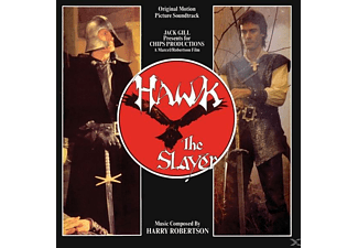 Harry Robertson - Hawk The Slayer (O.S.T.) - (CD)