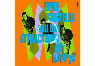 Elvis Costello & The Att -  Get Happy [Βινύλιο]