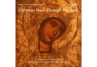 VARIOUS - Christmas Music Through The Ages [CD]