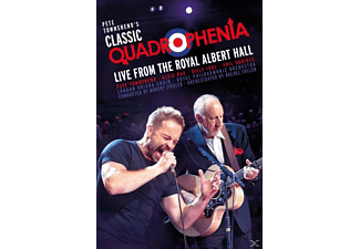 Billy Idol, Royal Philharmonic Orchestra - Classic Quadrophenia-Live From Royal Albert Hall - (Blu-ray)