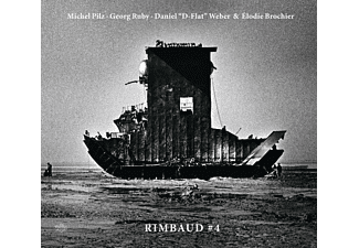 Pilz,Michel/Ruby,Georg/Brochier,Elodie/Weber,Danie - Rimbaud #4 - (CD)