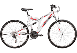 "SPEED MTB 26 Blade 26"" White FSF Steel"