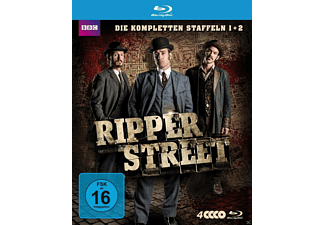 Ripper Street (Staffel 1 + 2) - (Blu-ray)