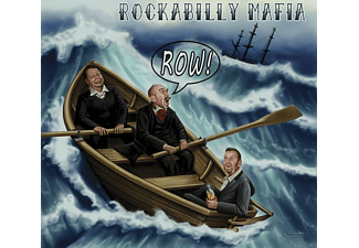 The Rockabilly Mafia - Row! - (CD)
