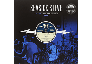 Seasick Steve - Live At Third Man Records - (Vinyl)