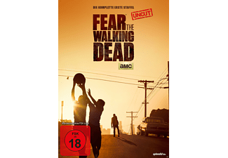 Fear the Walking Dead - Staffel 1 - (DVD)
