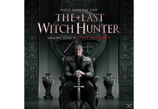 Steve Jablonsky, Various - The Last Witch Hunter [CD]
