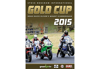 Gold Cup Mount Scarborough 2015 - (DVD)