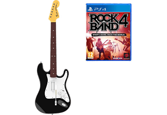 Rock Band 4 (Game+Guitar) PS4