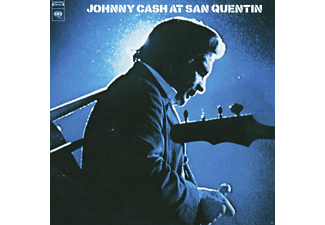 Johnny Cash - At San Quentin - (Vinyl)