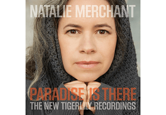 Natalie Merchant - Paradise Is There - The New Tigerlily Recordings [CD]