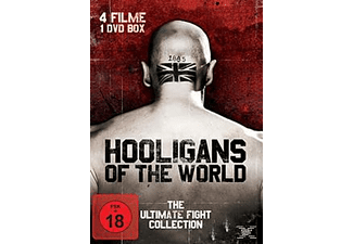 Hooligans of the World - The ultimate Fight Collection - (DVD)