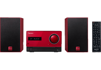PIONEER X-CM35-R Red