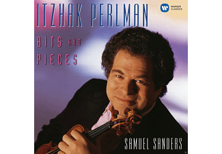 Itzhak Perlman, Samuel Sanders - Bits And Pieces [CD]