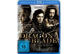 Dragon Blade - (Blu-ray)