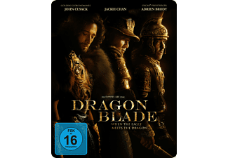 Dragon Blade (Steel-Edition) - (Blu-ray)