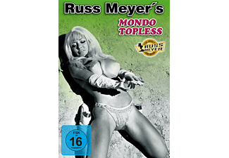 Mondo Topless - Russ Meyer Collection [DVD]