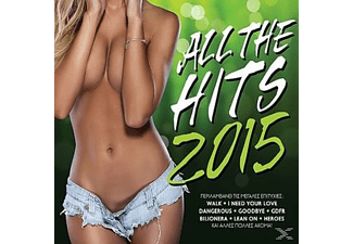 All The Hits 2015 CD
