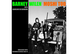 Barney Wilen - Moshi Too - (CD)