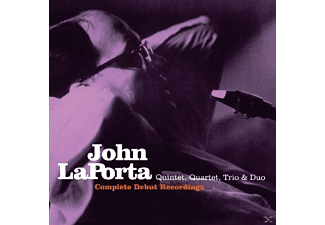 John Laporta - Complete Debute Recordings (CD)