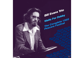 Bill Evans Trio - Waltz for Debby - The Complete 1969 Pescara Festival (CD)