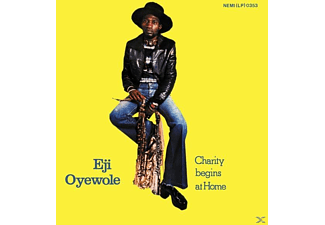 Eji Oyewole - Charity Begins At Home [Vinyl]