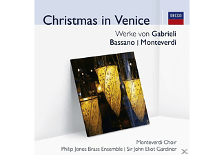 John Eliot Gardiner / Monteverdi Choir - Christmas In Venice (Audior) - (CD)