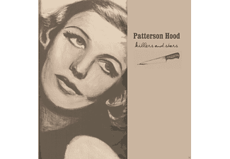 Patterson Hood - Killers & Stars - (CD)