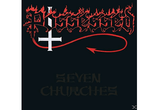 Possessed - Sven Churches (Ltd.White/Black Splatter Vinyl) - (Vinyl)